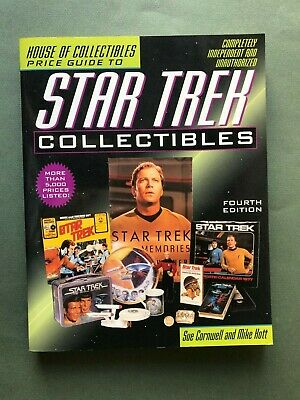 House of Collectibles Price Guide: Star Trek Collectibles Sue Cornwell 4th ed