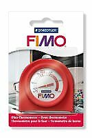 Modelling Clay Accessories by FIMO oven thermometer