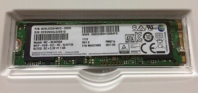 Samsung 256GB M.2 2280 SSD (MZ-NLN256A) - B+M Keyed - Almost New!