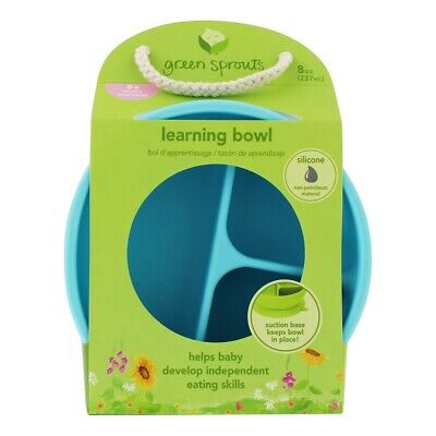 Green Sprouts - Learning Bowl 9+ Months Pink