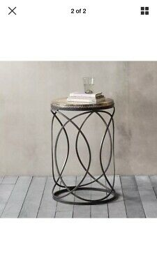 Frank Hudson Gallery Direct Kimba Side Table Brand New.