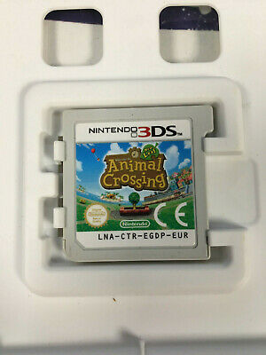 Jeu Nintendo 3Ds Welcome To Animal Crossing New Leaf