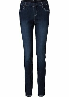 Jeggings Gr. 38 Dunkelblau Damenjeggings Hose Jeans Damen-Pants Neu