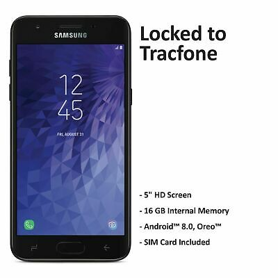 Tracfone Samsung Galaxy J3 Orbit Prepaid Cell Phone w/ $40 Airtime Plan Included
