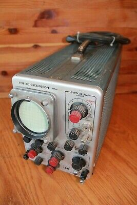 Oscilloscope Type 310 IBM Vintage Tektronix inc