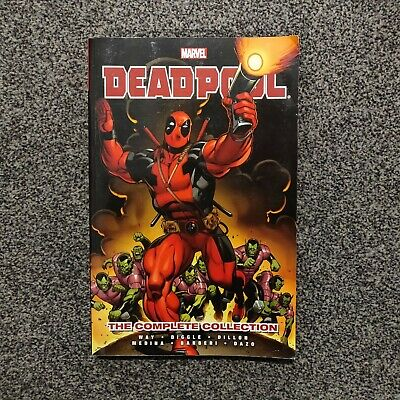 Deadpool By Daniel Way: The Complete Collection Volume 1 Paperback - 30 Jul 3013