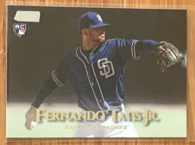 2019 Topps Stadium Club Fernando Tatis Jr Rookie Card!!