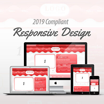 2019 Compliant Mobile Responsive eBay Auction Listing Template Kappa Waves