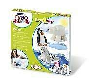 Kids Clay model sets by FIMO polar