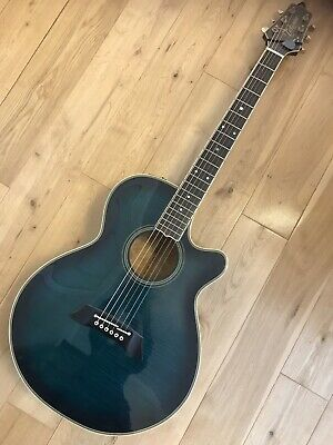 TAKAMINE, EF391 MB - 1984 Electric Acoustic