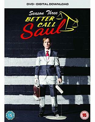 Better Call Saul - Complete Season 3 [Dvd] 1L - New & Sealed