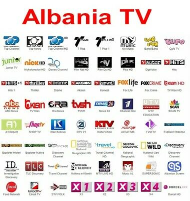 ALBANIAN IPTV SUBSCRIPTION for any Android Device, Smart TV