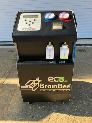 Brainbee Eco 6000 Plus Automatic Air Conditioning Unit R1234yf