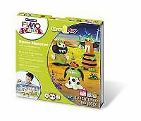 Kids Clay model sets by FIMO space monster