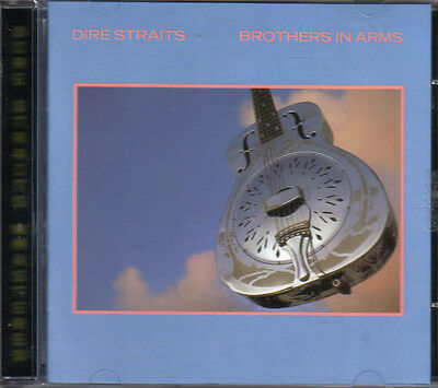 CD--DIRE STRAITS - Brothers In Arms/1985/ Remaster Edt SBM 1996