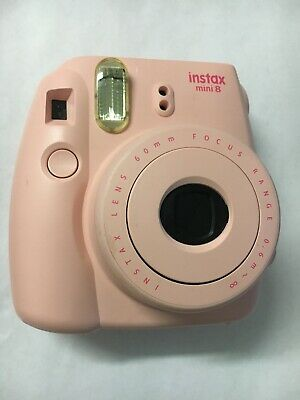 FUJIFILM Instax Mini 8 Light Pink Instant Film Camera