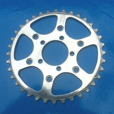 Nos 36T Ta Cyclotouriste Chainring,5H-50Mm Bcd & 6H 80Mm Bcd,Ideal For L'eroica