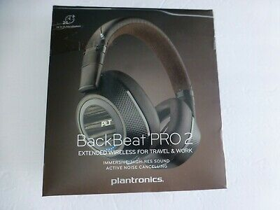 Plantronics Backbeat Pro II 2 Bluetooth Over-ear Headphones (BB-18)