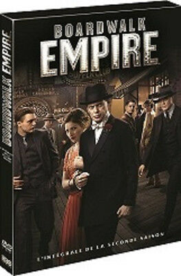 Coffret Dvd Boardwalk Empire Saison 2