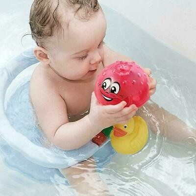Children's Electric Induction Sprinkler Toy Light Baby Play Bath Water Toy C9G2D