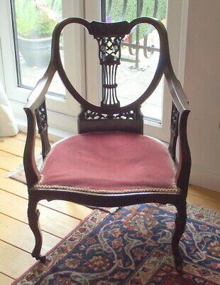 small character chair