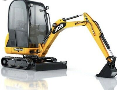 1.8 Ton Digger and driver Hire £175 A Day .Digger Not For Sale !!