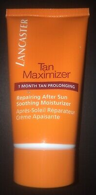 LANCASTER TAN MAXIMISER - REPAIRING AFTER SUN SOOTHING MOISTURISER 50ml