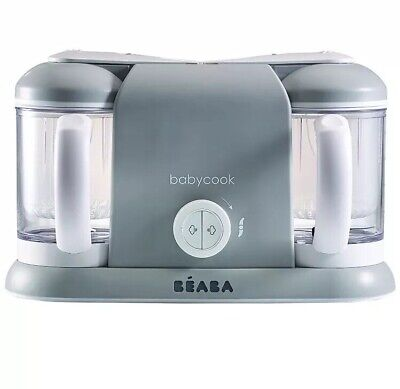 NIB BEABA Babycook Plus 4 in 1 Steam Cooker and Blender, 9.4 cups, Dishwasher
