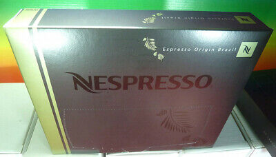Nespresso Espresso Origin Brazil PRO COFFEE 50 Capsules ,New. For Gemini ,...
