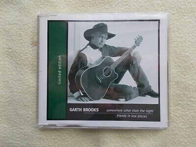 Garth Brooks - Somewhere Other Than The Night - Friends In Low Places -CD Single