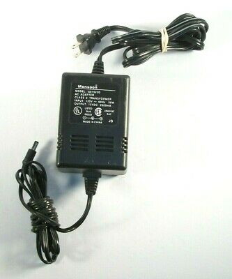 Genuine Monsoon AC Adapter Charger A81523D Computer Speakers Power Supply
