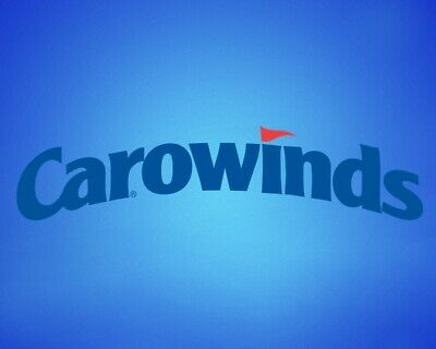 4 CAROWINDS THEME PARK TICKETS - Adult or Child - Charlotte, NC