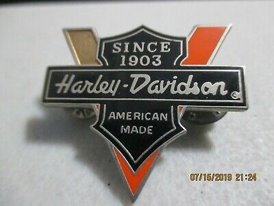 Great Harley Davidson*** Old School Classic   Pin    American Made