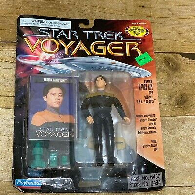 Star Trek Voyager ENS. HARRY KIM Playmates 1995 Unopened Box Action Figure