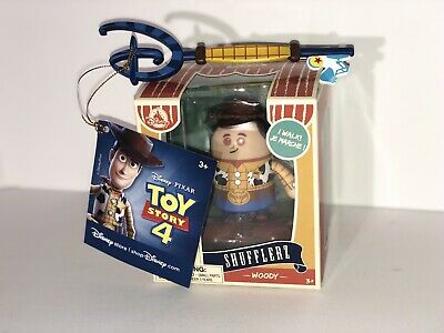 Disney Deal! 1 Toy Story Woody Shufflerz & 1 Woody Themed Disney Collectors Key