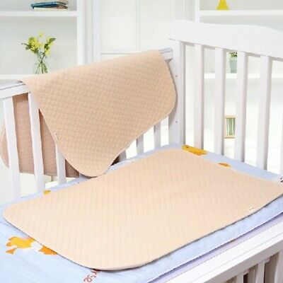 Waterproof Breathable 3D Cotton Blend Baby Urine Pad Absorbent Cloth Mat Towel