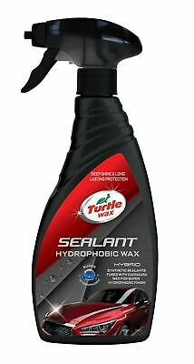 Turtle Wax 53139 Hybrid Sealant Car Wax Spray Cleans Shines & Protects 500Ml