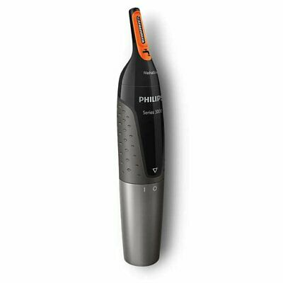 Philips nose and ear hair eyebrow washable trimmer   NT3160/10