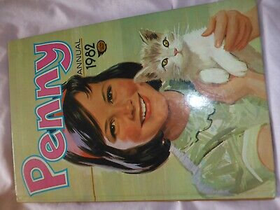 Penny Annual 1982 unclipped VGC!!