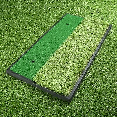 Golf Practice Residential 2 in 1 Fairway Rough Hitting Mat PGM Sports Supplies