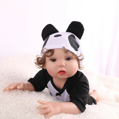 """16"""" Realistic Reborn Baby Doll Full Body Silicone Anatomically Xmas Gifts Dolls~"""