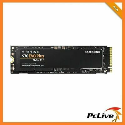 NEW Samsung 250GB EVO 970 Plus M.2 SSD NVMe V-NAND Solid State Drive Performance