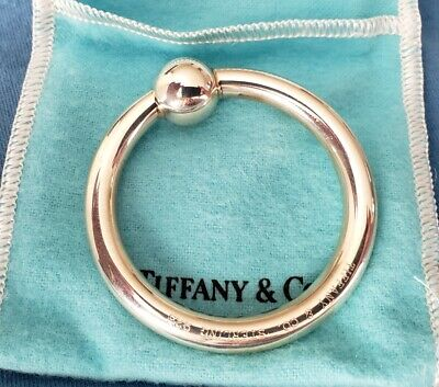 Tiffany & Co. Sterling Silver Rattle