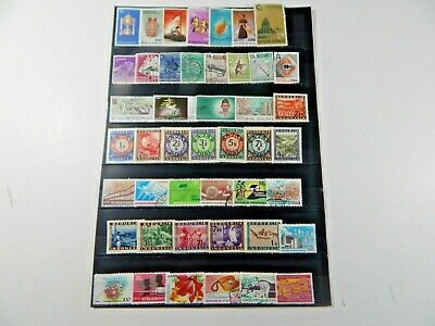 163 Stamps from Indonesia