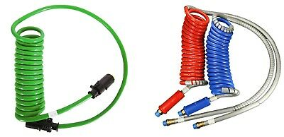 """Stallion Set ABS 7 Way Cable & Air Lines with 40"""" Lead"""