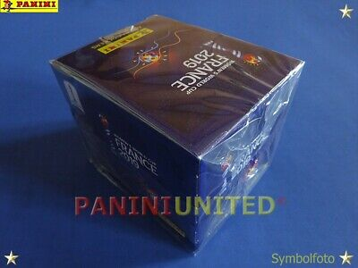 Panini★WM 2019 Frauen Women World Cup 19★Box/Display 50 Tüten - OVP/sealed
