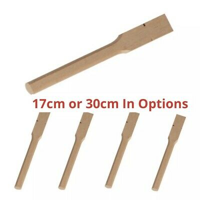 17cm or 30cm Wooden Bird Perches Cage Budgie Canary Finch Cage Perch 12mm Option