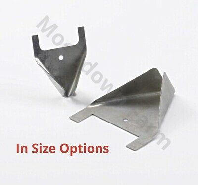 Metal Perch Ends / Hangers For Perches Cage and Aviary Birds In Size Options