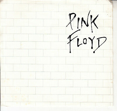 """PINK FLOYD Another Brick In The Wall PICTURE SLEEVE 7"""" 45 rpm vinyl record"""