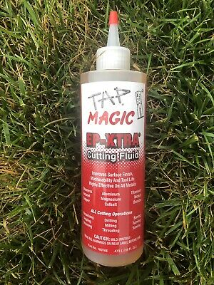 NEW TAP MAGIC Cutting Oil 16 oz Bottle EP-Xtra TAP MAGIC 10016E -